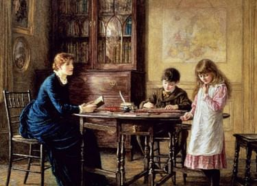 Музейная программа «Образование дворянских детей в XIX веке»