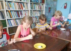 Новобурковская библиотека-филиал