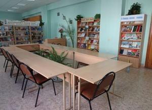 Библиотека-филиал № 9 г. Ельца