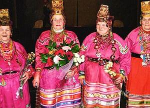 Песенная традиция села Русская Тростянка Острогожского района Воронежской области