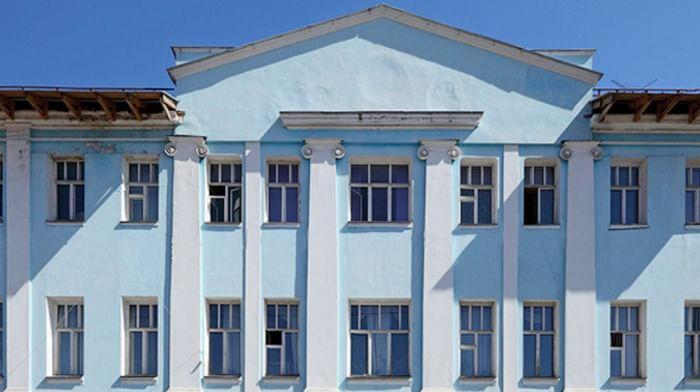 Старая синагога в Казани