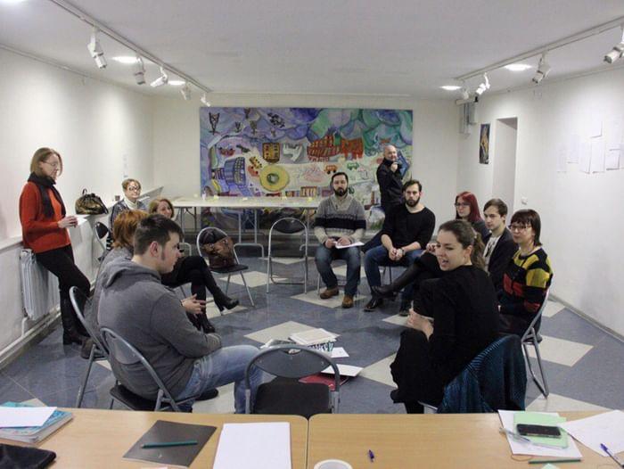 Открытый российский конкурс на получение гранта PolArt-резиденции