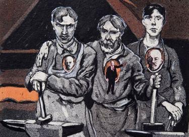 Цикл лекций «Гражданская война в России»