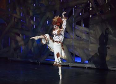 Балет-фантазия «Конёк-Горбунок»