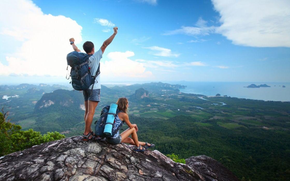 изделие фото путешествия горы воротником