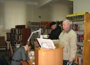 Библиотека-филиал № 14 г. Иванова