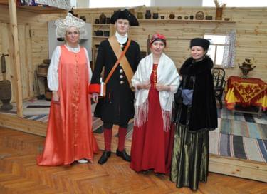 Выставка «История Южного Зауралья с древнейших времён до 1917 года»