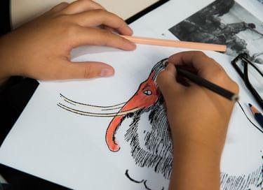 Музейный кружок для учащихся 1–3 классов «Жар-птица»