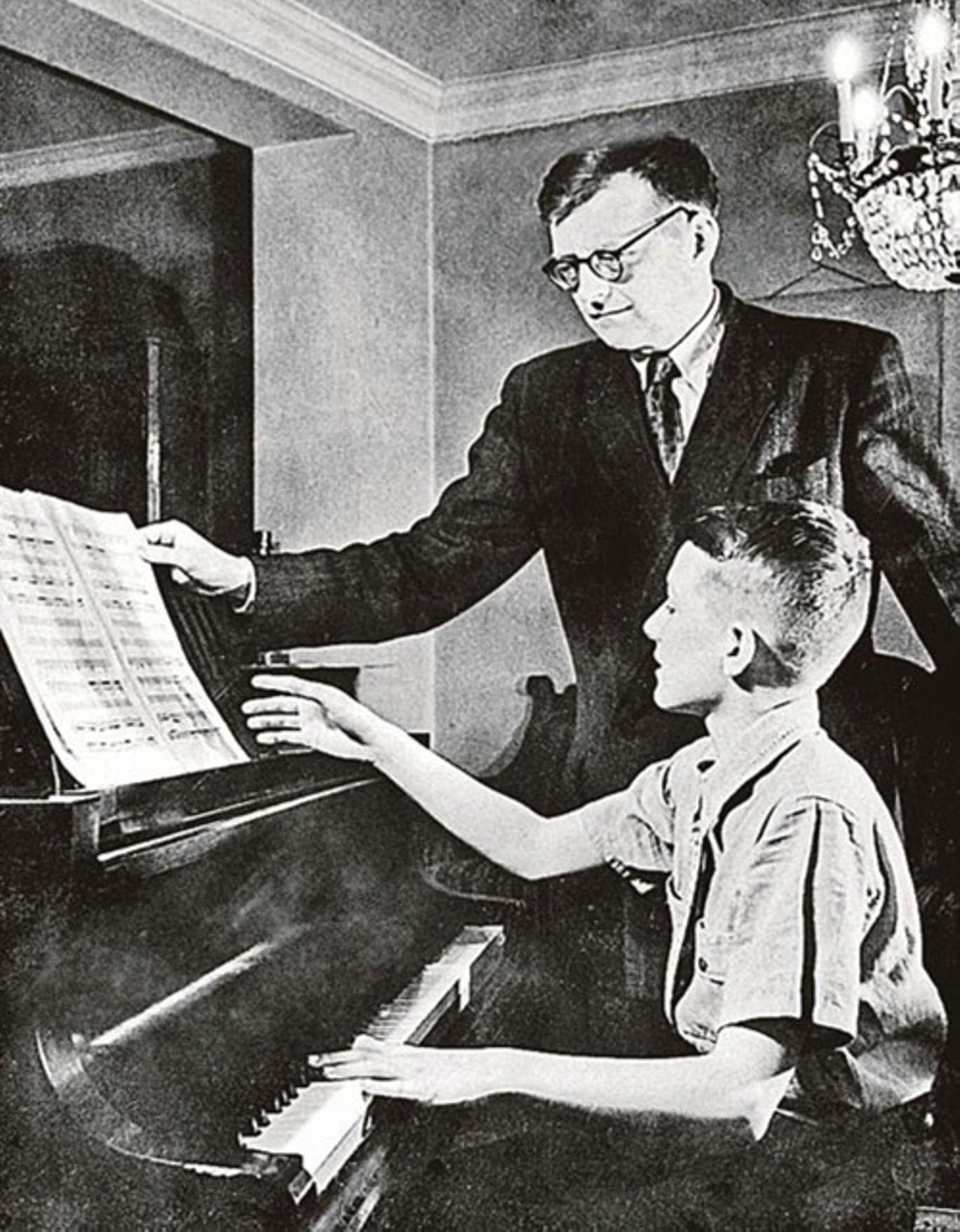 Музыка для детей шостаковича картинки