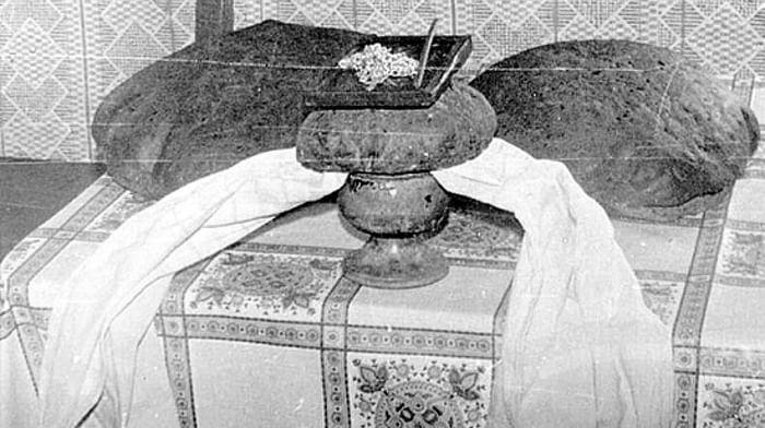 Свадебный обряд, песни и причитания локнянско-ловатской традиции
