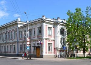 Вологодская областная универсальная научная библиотека им. И. В. Бабушкина (здание № 2)