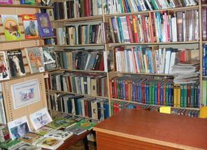Библиотека-филиал № 5 города Ельца