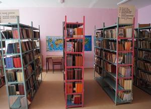 Новопетровская библиотека