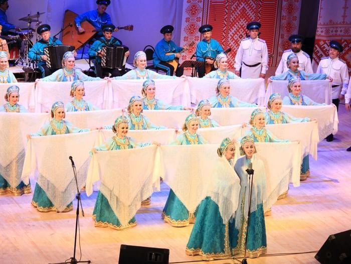 Концерт «Край Оренбургский, край казачий»