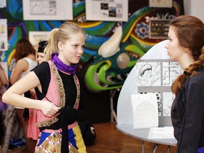 III Всероссийский фестиваль молодых дизайнеров «Пятый угол-2017»