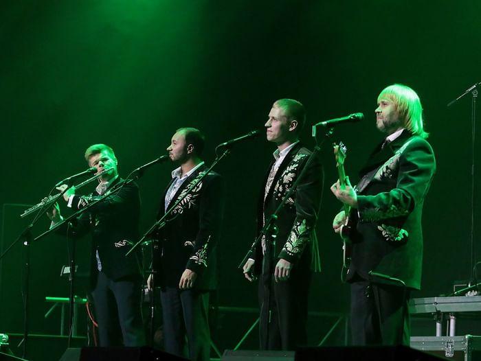 Концерт ансамбля «Песняры»