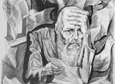 Выставка «Мир Достоевского в произведениях С. С. Косенкова и белгородских художников»