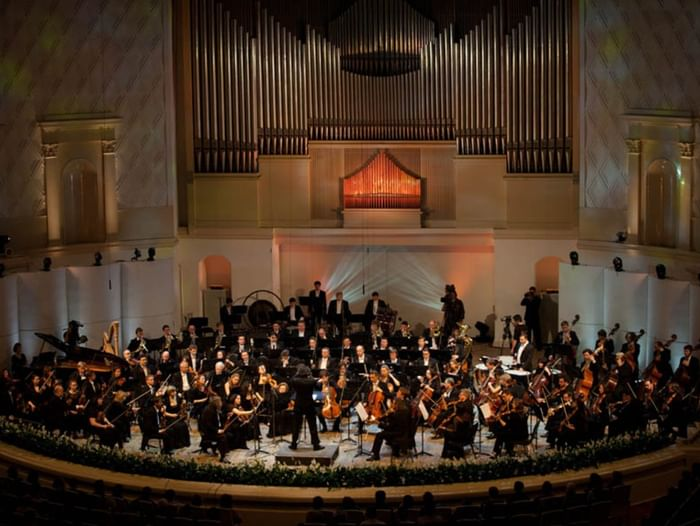 Прямая трансляция концерта «Молодые таланты»