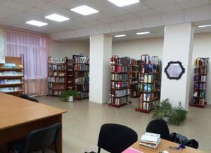 Бигилинская сельская библиотека