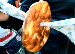 Обряды ногайцев карагашей, проводимые на сороковой день жизни ребенка