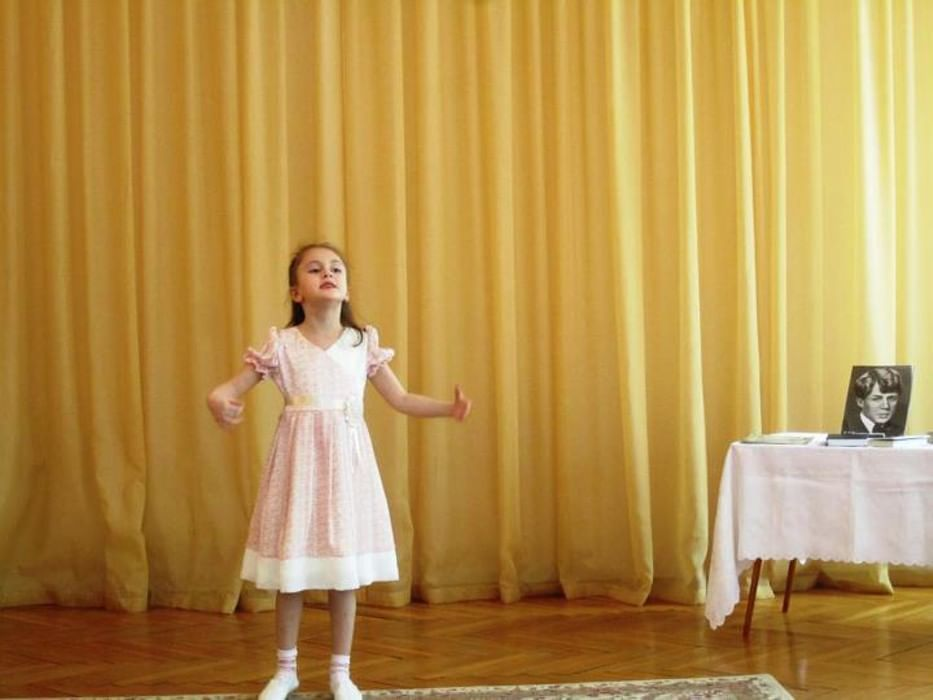 стихи со всего света конкурс чтецов