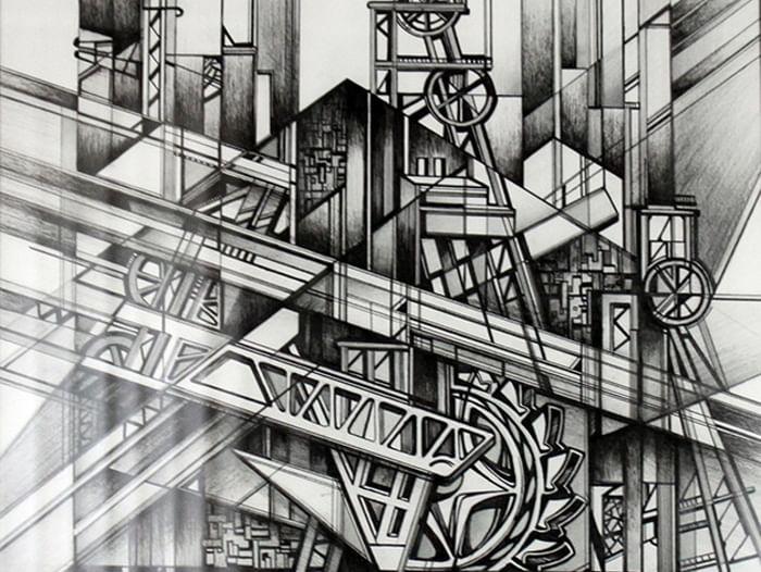 Областная художественная выставка-конкурс «Искусство молодых – шахтерскому краю»