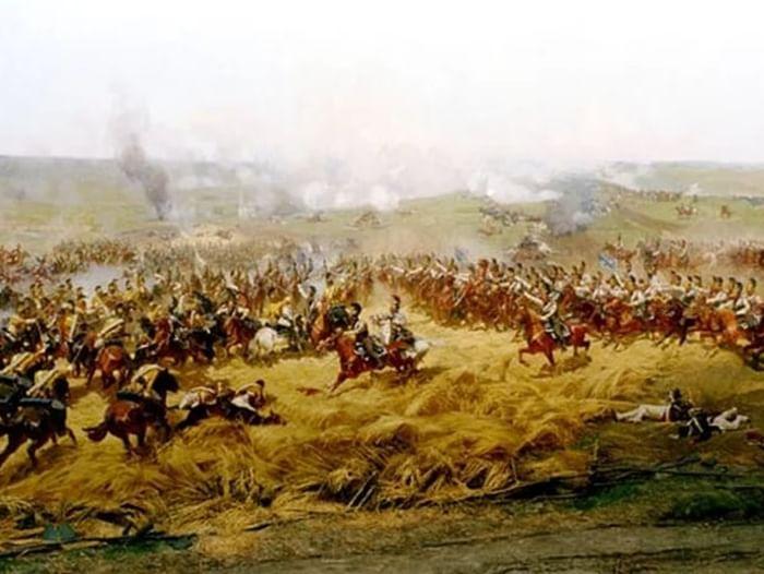Литературно-музыкальная композиция «И клятву верности сдержали мы в Бородинском бою»
