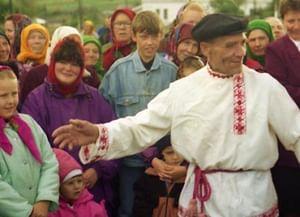Свадебный обряд села Большебыково Красногвардейского района Белгородской области