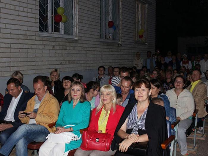 Ночь кино в государственной киностудии «Чувашкино»