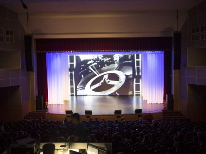 Ночь кино во Дворце культуры «Арктика»