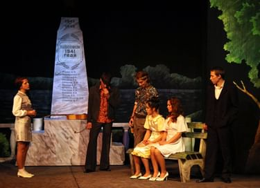 Спектакль «Ночь после выпуска»