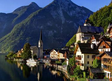 Видеопутешествие «Кругосветка: путешествуем по Австрии»