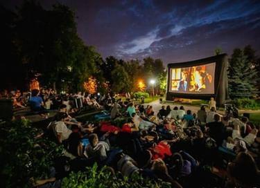 Ночь кино в Упоровском центре культуры и досуга