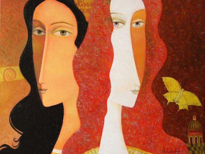 Выставка живописи «Эффект жёлтой бабочки»