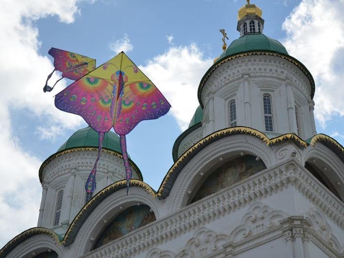 Фестиваль воздушных змеев «Воздухфест»