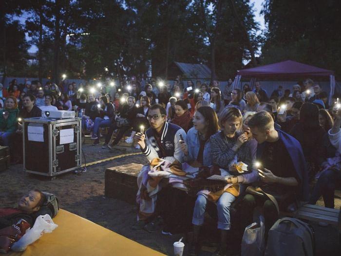 Ночь кино в Удмуртском музее изобразительных искусств