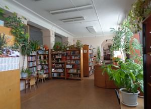 Библиотека-филиал № 12 г. Иванова