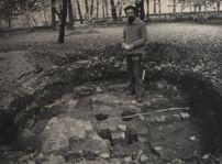 Археология Летнего сада