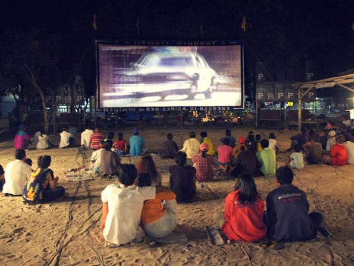 Ночь кино в Центре российской кинематографии «Художественный»