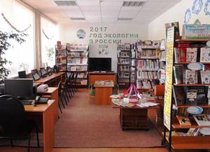 Менчерепская модельная сельская библиотека