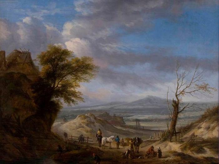 Экспозиция «Искусство Западной Европы»