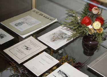 Выставка «Под вашу сень, Михайловские рощи…»