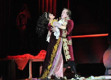 Опера «Флория Тоска»