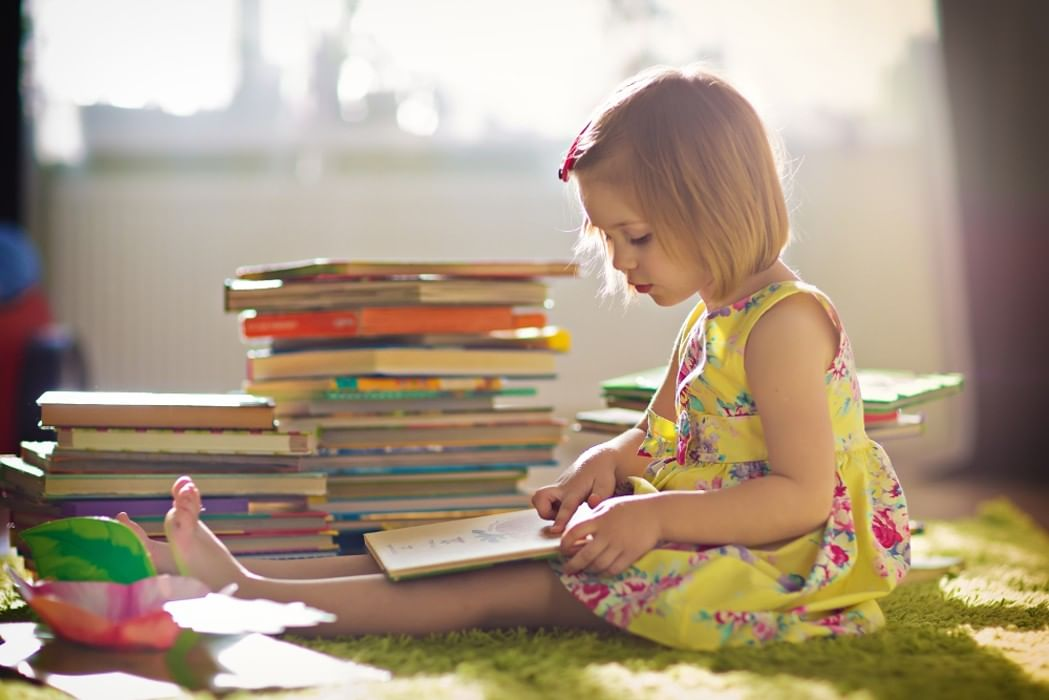 Картинка что читаем детям