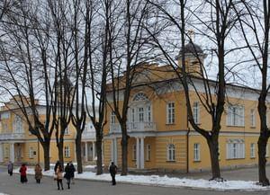 Театральная школа вмузее-усадьбе «Люблино»