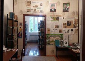 Октябрьская сельская библиотека