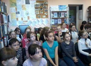 Локосовская библиотека им. И. Е. Коровина