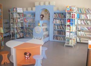 Высокомысовская модельная библиотека им. В. П. Замятина