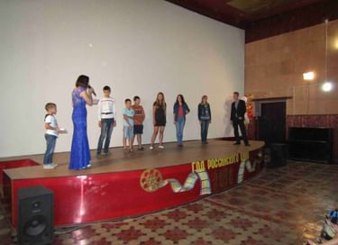Ночь кино в кинотеатре «Победа»