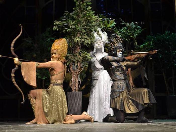 Спектакль «Король. Дама. Валет»